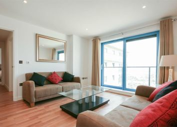 Thumbnail 3 bedroom flat for sale in Westgate Apartments, 14 Western Gateway, London