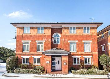 Thumbnail 1 bedroom flat to rent in Rambler Court, 7 Swynford Gardens, London