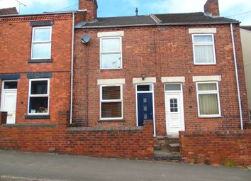 Thumbnail 2 bed town house to rent in Meadow Lane, Alfreton