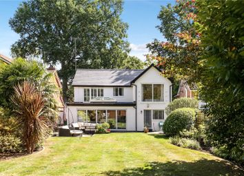 Thumbnail 5 bedroom detached house for sale in Forest Road, Woking, Surrey