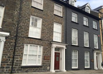 Thumbnail 1 bed flat to rent in Flat 2, 24 North Parade, Aberystwyth, Ceredigion