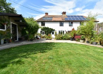 Thumbnail 3 bed semi-detached house for sale in Westons, Beedon, Newbury