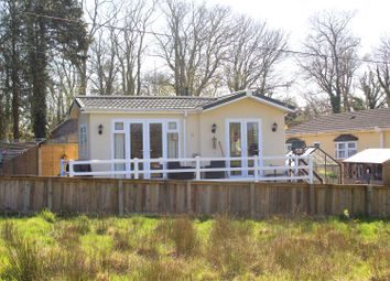 Thumbnail 1 bedroom lodge for sale in Cannisland Park, Parkmill, Swansea