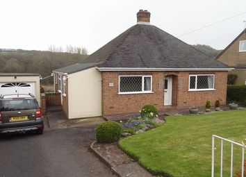 Thumbnail 2 bed bungalow for sale in Huntley Lane, Cheadle, Stoke-On-Trent