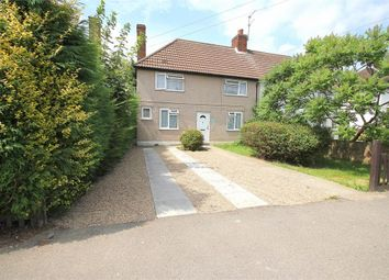 Thumbnail 3 bed semi-detached house to rent in Mead Avenue, Langley, Berkshire