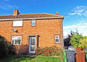 Thumbnail 3 bed semi-detached house for sale in Station Road, Burston, Norfolk