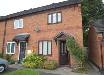 Thumbnail 2 bed end terrace house to rent in Willet Avenue, Burntwood