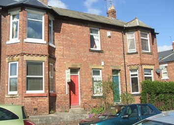 Thumbnail 3 bed flat to rent in Audley Road, Gosforth