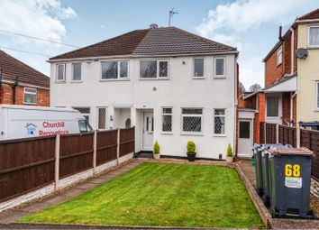 Thumbnail 2 bed semi-detached house for sale in Lingfield Avenue, Great Barr