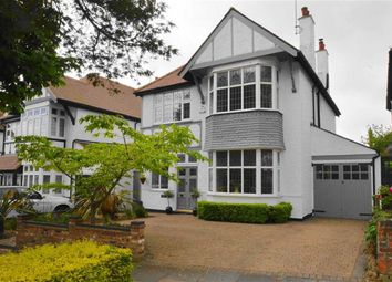 Thumbnail 4 bed detached house for sale in The Drive, Westcliff-On-Sea, Essex
