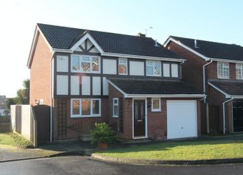 Thumbnail 4 bed detached house to rent in Field Close, Locks Heath, Southampton