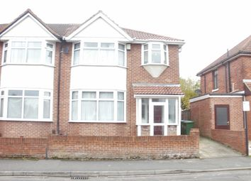 Thumbnail 6 bed semi-detached house to rent in Sherborne Road, Highfield, Southampton