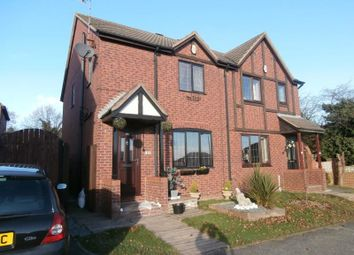 Thumbnail 3 bed semi-detached house to rent in Storth Lane, Broadmeadows, South Normanton, Alfreton