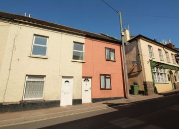 Thumbnail Terraced house to rent in Exeter Hill, Cullompton
