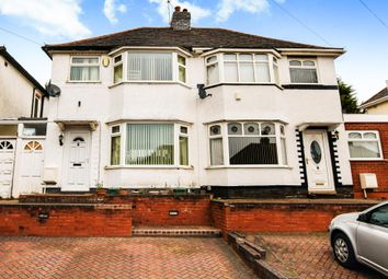 Thumbnail 3 bed property to rent in Derrydown Road, Perry Barr, Birmingham