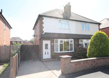 Thumbnail 2 bed semi-detached house for sale in Marton Road, Newark, Nottinghamshire.