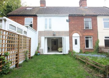 Thumbnail 2 bedroom terraced house for sale in Gladstone Terrace, Pleasant Place, Beccles