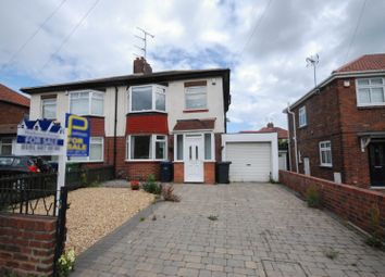 Thumbnail 2 bed semi-detached house for sale in Elsdon Mews, High Lane Row, Hebburn
