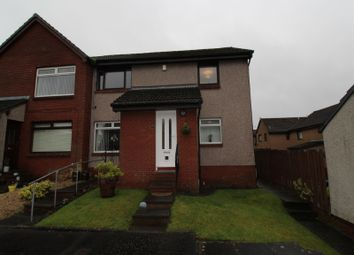 Thumbnail 2 bed flat for sale in Staineybraes Place, Airdrie, North Lanarkshire