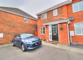 Thumbnail 3 bed semi-detached house for sale in Swale Close, Stone Cross, Pevensey