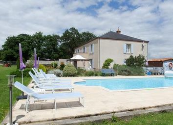 Thumbnail 7 bed property for sale in Faye-l-Abbesse, Deux-Sèvres, France