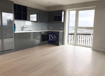 Thumbnail 2 bed flat for sale in Glasshouse Gardens, Stratford, London