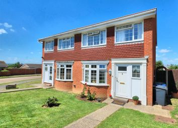 Thumbnail 3 bed semi-detached house for sale in Florence Avenue, Whitstable, Kent