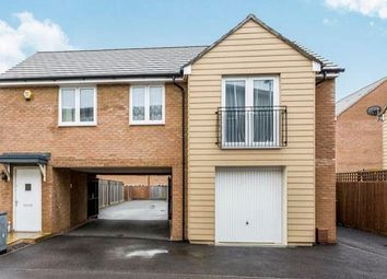 Thumbnail 2 bed flat for sale in Little Woodham Lane, Gosport