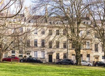 Thumbnail 5 bedroom terraced house for sale in St. James's Square, Bath