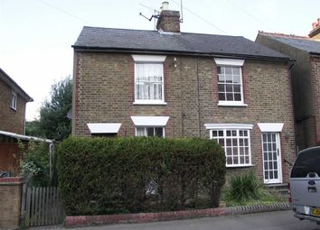 Thumbnail 2 bed cottage to rent in Boxmoor Borders, Hertfordshire