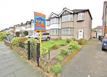 Thumbnail 3 bed semi-detached house for sale in Willow Road, Enfield