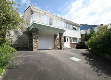 Thumbnail 4 bed detached house for sale in Chrikama, Station Road, Tamerton Foliot, Plymouth