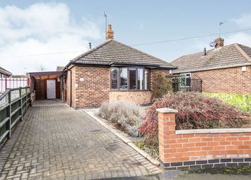 Thumbnail 2 bed bungalow for sale in Cleveland Road, Loughborough