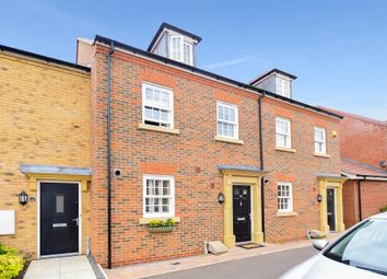 Thumbnail 3 bed town house for sale in Greenkeepers Road, Great Denham, Bedford