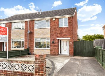Thumbnail 3 bed semi-detached house for sale in St Nicholas Drive, Wybers Wood