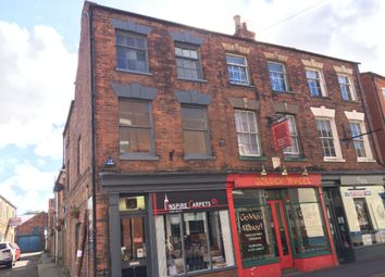 Thumbnail 3 bed flat to rent in Queen Street, Louth