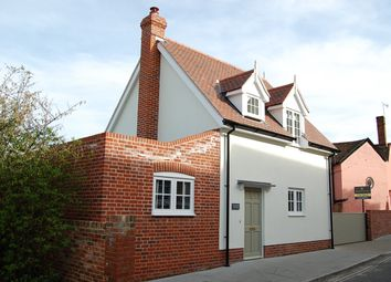Thumbnail 1 bedroom detached house for sale in Chapel Street, Woodbridge