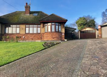Thumbnail 3 bed semi-detached bungalow for sale in Golden Riddy, Leighton Buzzard