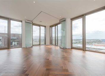 Thumbnail 2 bed flat to rent in Capital Building, Embassy Gardens, Vauxhall, London