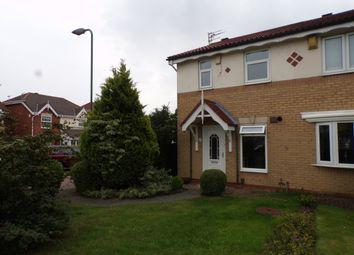 Thumbnail 2 bedroom semi-detached house for sale in Calf Close Drive, Jarrow