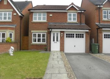 Thumbnail 3 bed detached house for sale in The Brambles, New Hartley, Whitley Bay