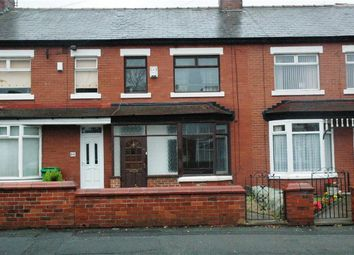 Thumbnail 2 bed terraced house to rent in Cringle Road, Levenshulme, Manchester