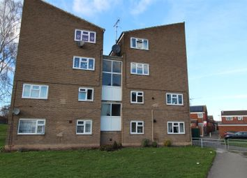 Thumbnail 2 bedroom flat for sale in Northumbria Close, Worksop
