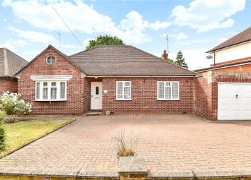 Thumbnail 3 bedroom detached bungalow for sale in West End Lane, Pinner, Middlesex