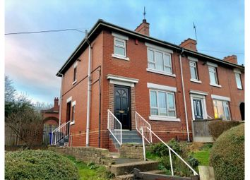Thumbnail 3 bedroom end terrace house to rent in Spoutfield Road, Stoke-On-Trent