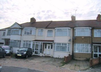 Thumbnail 4 bed terraced house to rent in Nursery Close, Enfield