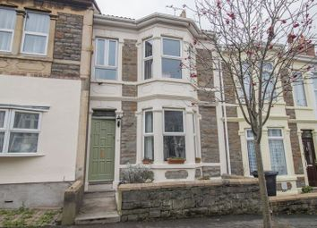 Thumbnail 3 bed terraced house for sale in Kensington Road, St. George, Bristol