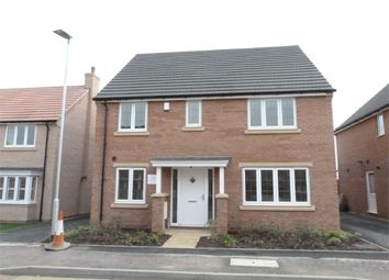 Thumbnail 4 bed detached house for sale in Broughton Astley, Broughton Astley