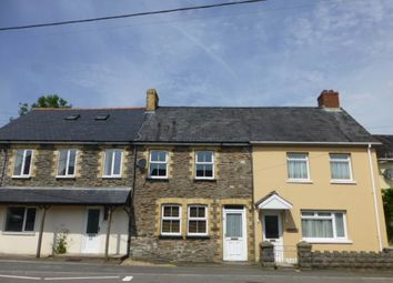 Thumbnail 3 bed terraced house to rent in Davies Street, Pencader