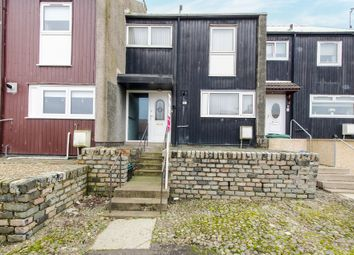 Thumbnail 3 bed terraced house for sale in Barshare Road, Cumnock